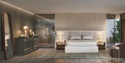 Dormitorio contemporáneo 31