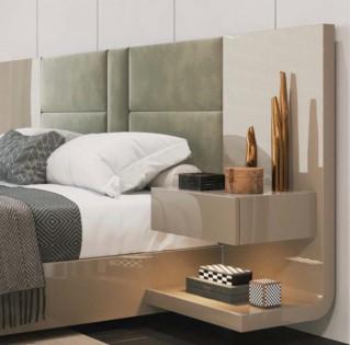 Dormitorio contemporáneo 32