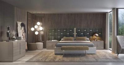 Dormitorio contemporáneo 33