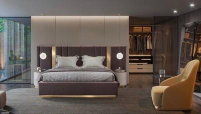 Dormitorio contemporáneo 38