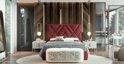 Dormitorio contemporáneo 41