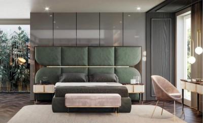 Dormitorio contemporáneo 42