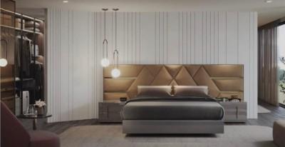 Dormitorio contemporáneo 43